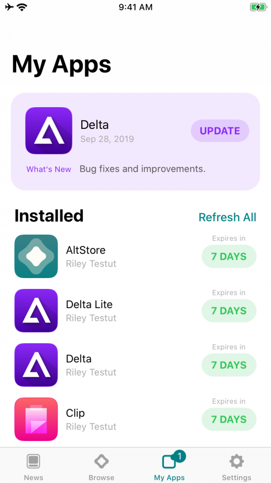 apple app store alternative