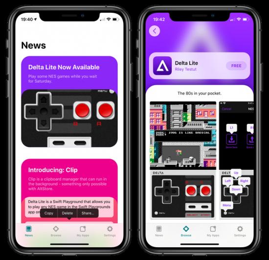 apple app store alternative