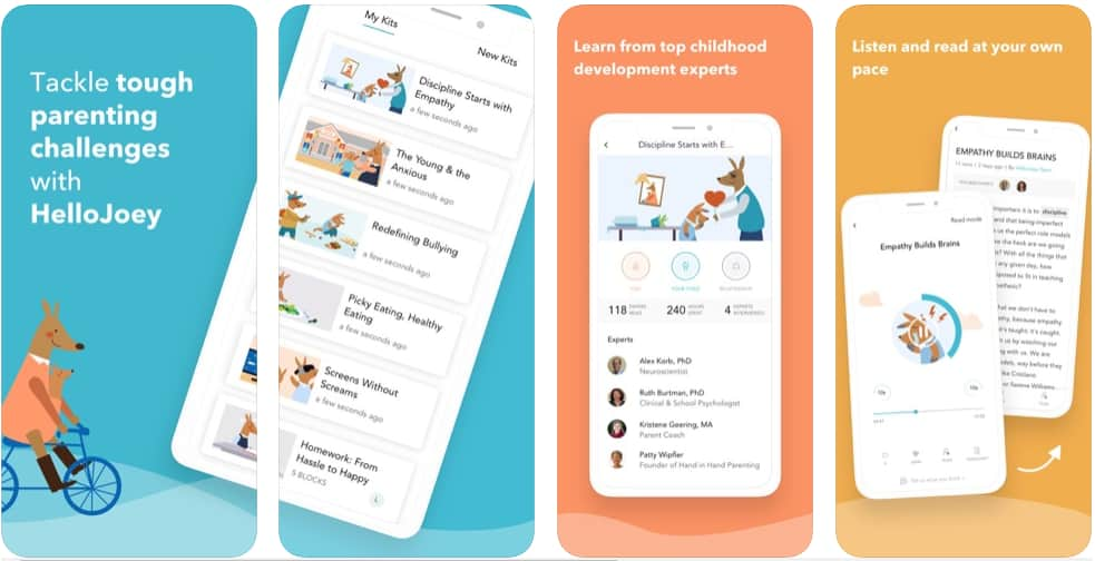Free Parenting Apps