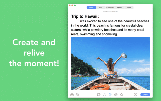 journal app for mac