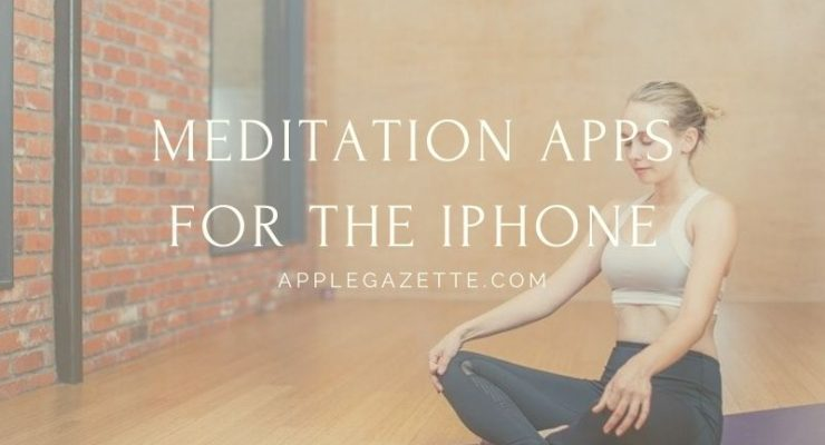 meditation app for iphone
