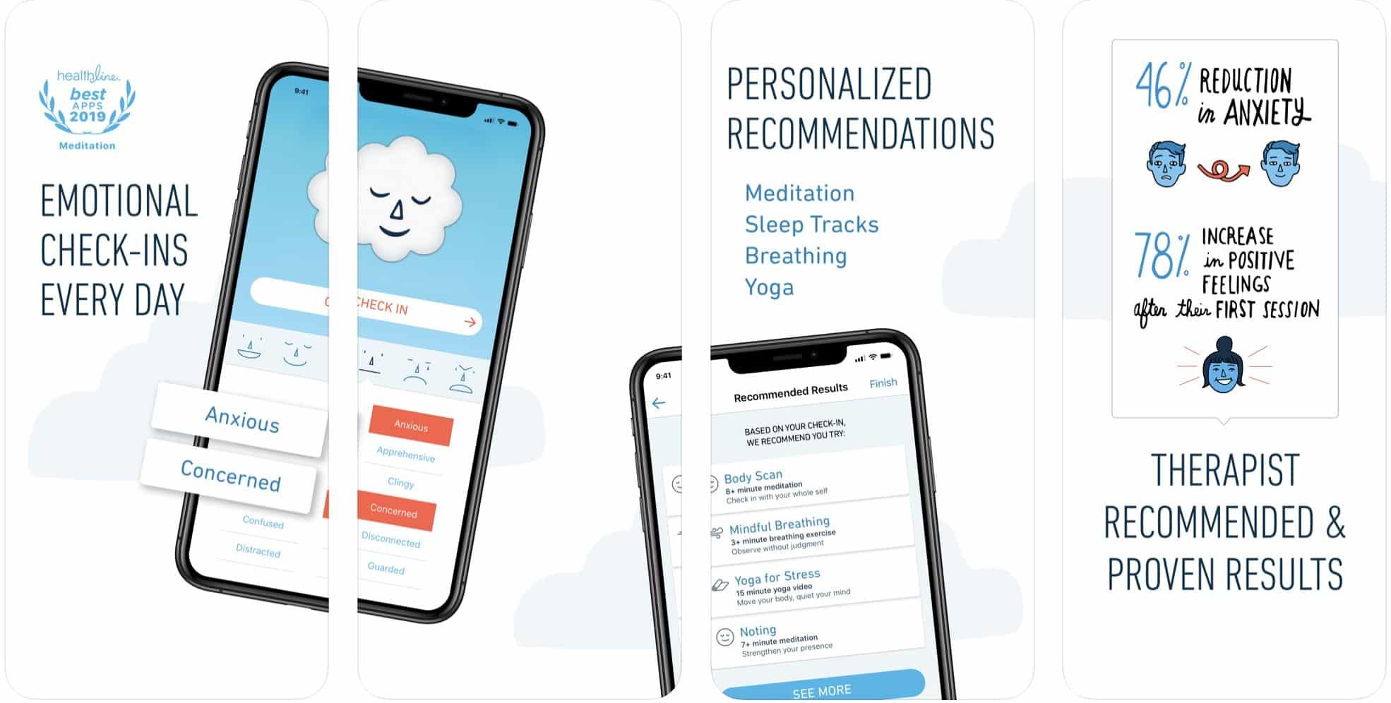 iphone meditation app