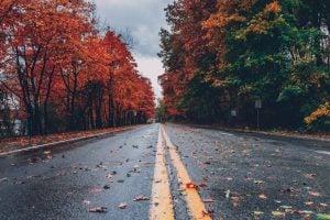 free fall wallpaper road