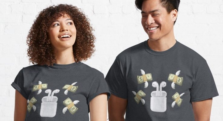 Best T-shirts for Apple Fans for the Holidays