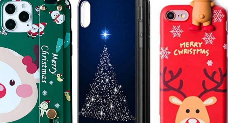 christmas iphone case featured