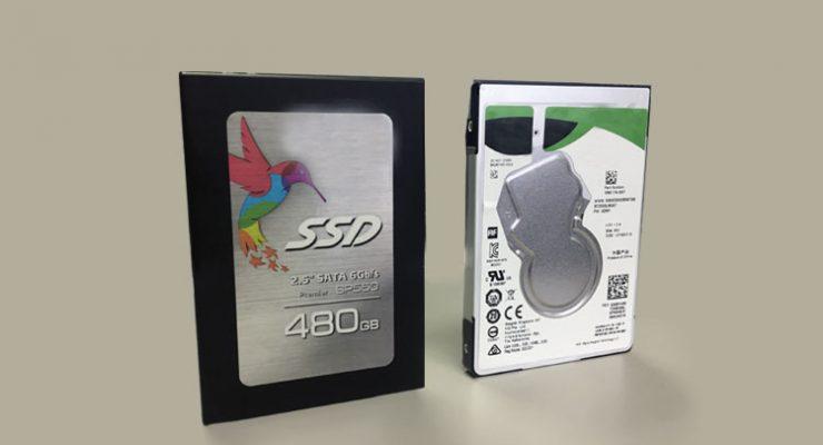 SSD+HDD