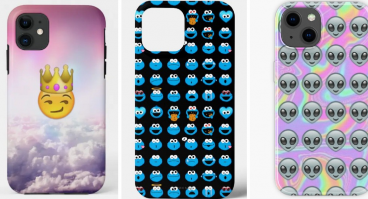 Emoji iPhone Cases for All Expressions