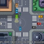 "Avoid the Car Crash Play With the ""Traffic Rush"" App"