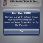 Download on the Go: Apple Upgrades 3G App Downloading from 10mb to 20mb