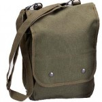 The Perfect Bag For Your iPad - A Military Map Bag