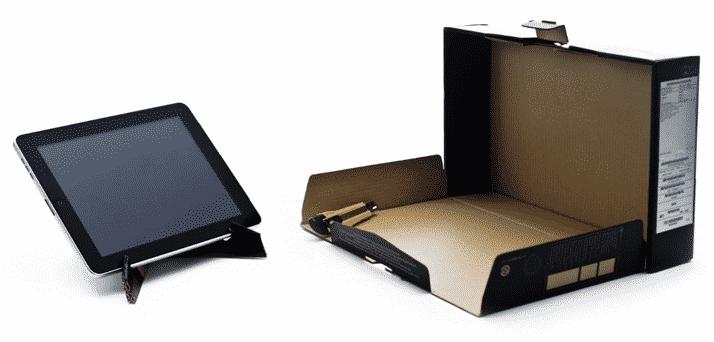 DIY IPad Cardboard Ipad Stand Apple Gazette