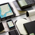 An Actual Moleskin iPad/iPhone Case