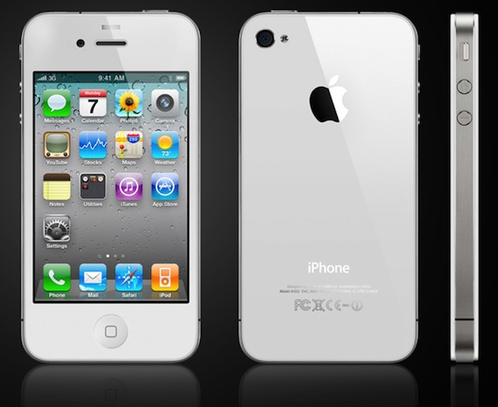 White iPhone could be delayed by camera issues says Wozniak