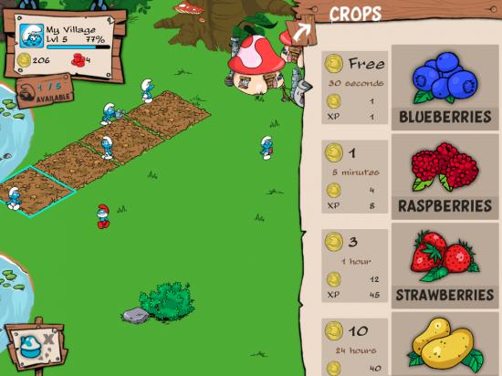 Smurfs' Village 8