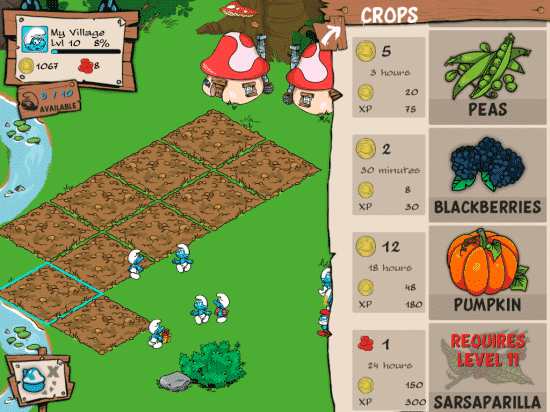 Smurfs' Village 12