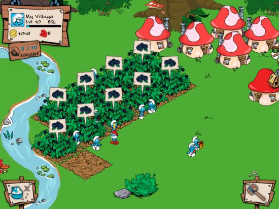 Smurfs' Village 13