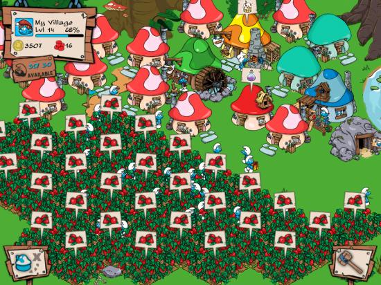 Smurfs' Village 15