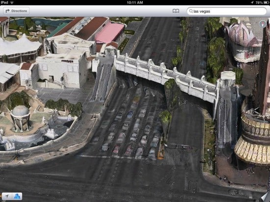 Ridiculous Apple Maps Screenshots
