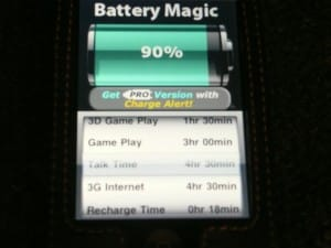 "iPhone ""Battery Magic"""