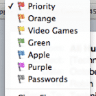 How To: Rename Your Mail Flags For Better Prioritizing