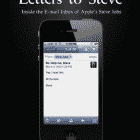 Letters to Steve by Mark Millan