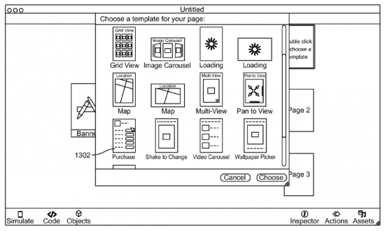 Apple Patent Application diagram