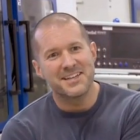 Video of Jonathan Ive in Apple's Design Lab