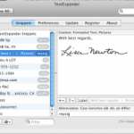 TextExpander - The Follow Up