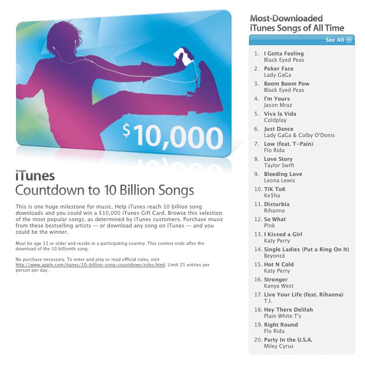 Win $10 Large from Apple - Apple Gazette