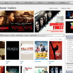 iTunes Movie Trailers - A Second Look