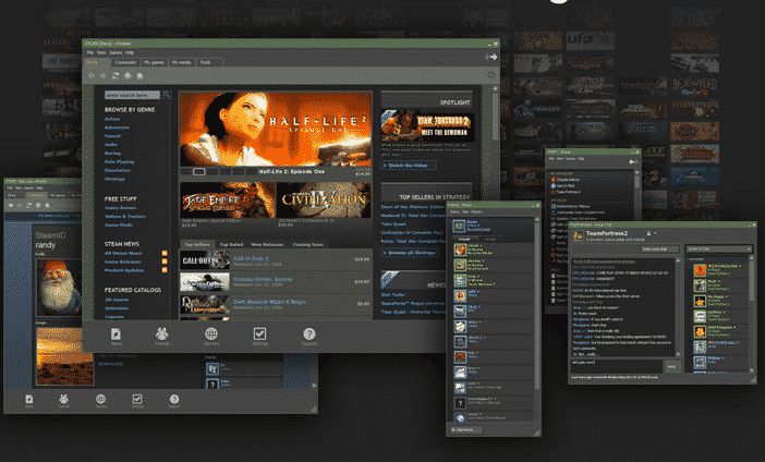 how to know what was your first game on steam