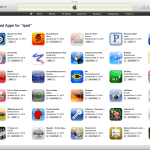 Start Your Shopping: Apple Has iPad Apps on iTunes Now