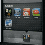 iPhone OS 4.0 - The Folders