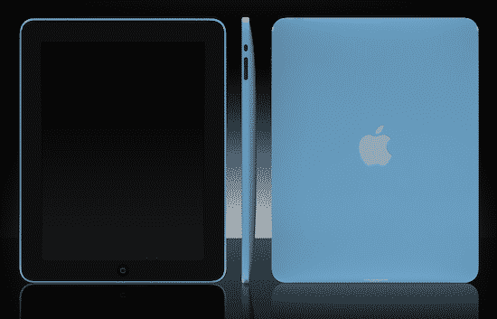 Get Your iPad in Colors - Apple Gazette