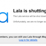 Lala Shuts Down - What's This Mean for Apple?