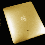 Make the Neighbors Jealous With Your Gold & Diamond iPad