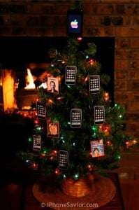 apple-christmas-trees-iphones