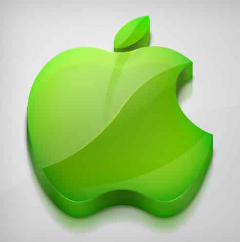 apple-logo-green-3d