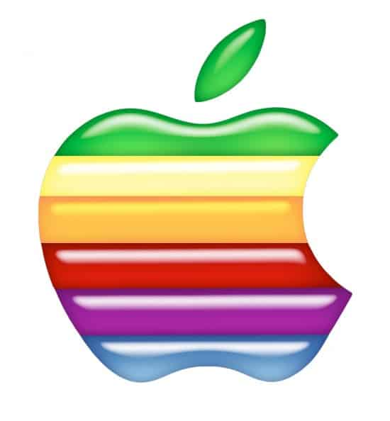 apple-logo-rubber