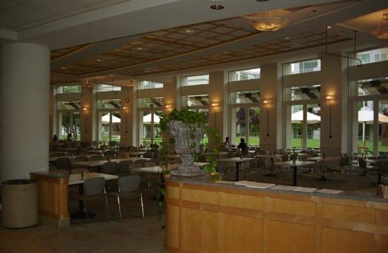 Caffe Macs dining room