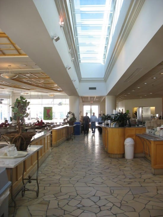 Apple Cafeteria