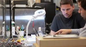 Apple HQ Industrial Design Lab