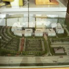 Check out this cool miniature model of the Apple campus.