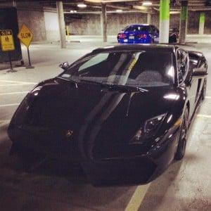 Underground Parking Garage at Apple HQ