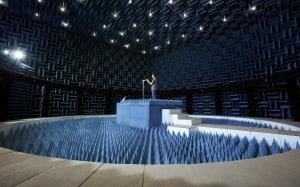 Apple's Wireless Testing Lab