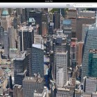 Zooming in... Times Square is right in the center.