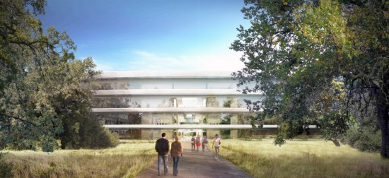 Apple's new Cupertino HQ