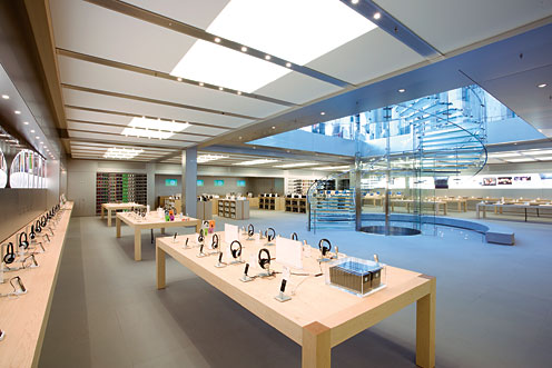 RUMOR: Apple built fake store for WWDC Ad