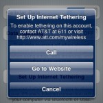 OS 4.0 Includes Tethering? Please Say Yes. Seriously.