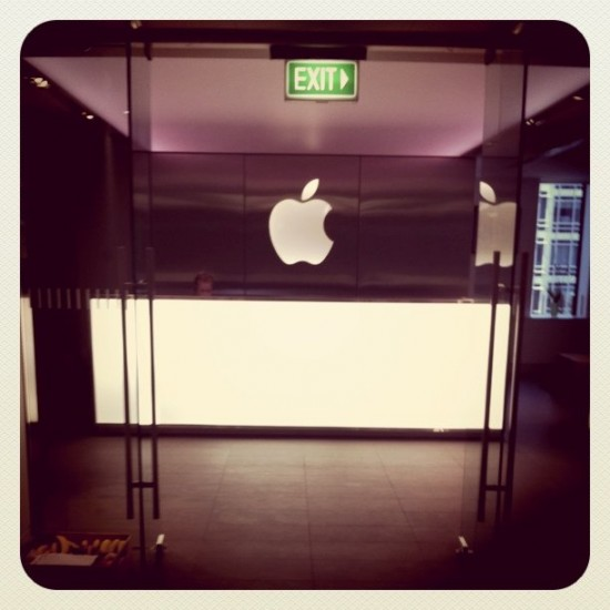 Apple Australia - Sydney South [Image credit]